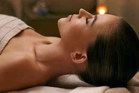 Velvet Rooms 4 Beauty - Facial and Back, Neck and Shoulder Massage - Save 67%