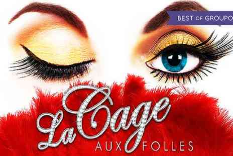 La Cage Aux Folles - One ticket to see La Cage Aux Folles Price Band A or B Tickets on 21 To 23 February - Save 40%