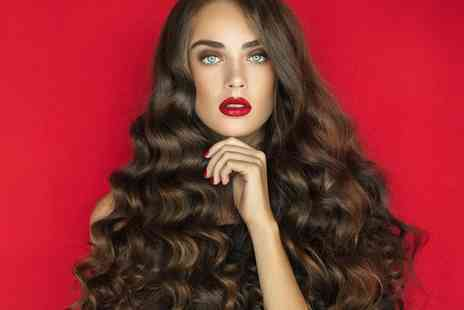 Valencia Salon - Cut, Blow Dry and Conditioning Treatment with Optional Top Foils - Save 45%