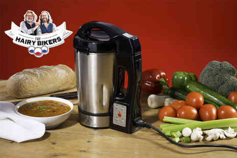 Zenith Wholesale - Hairy Bikers soup and smoothie maker - Save 33%