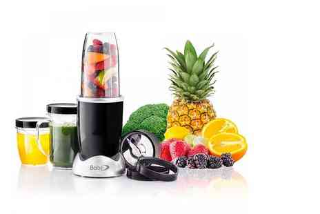 Eurotrade - Food processor and smoothie maker - Save 78%