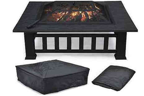 SSSuper store - Outdoor Fire Pit - Save 54%