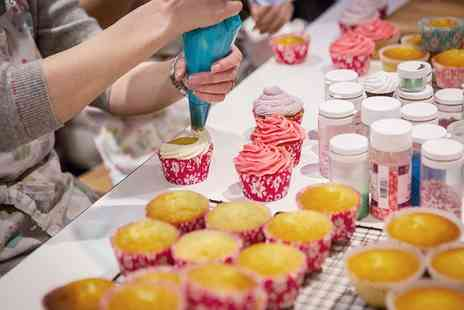 Cookie Girl - Cupcake Decorating Class for One or Two - Save 53%
