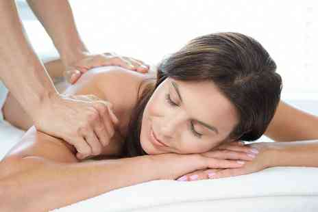 The Wellbeing Salon - 30 Minute or One Hour Swedish or Deep Tissue Massage - Save 39%
