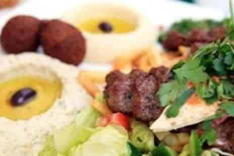 Alaturka - Turkish Set Meze Meal For Four - Save 57%
