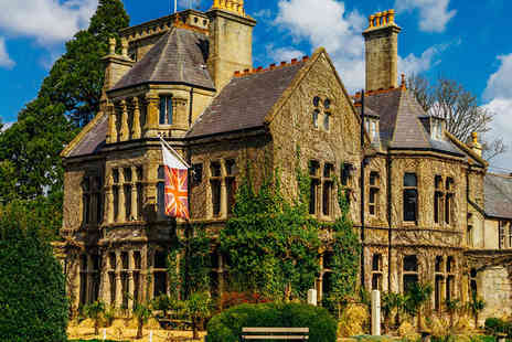 Rudloe Arms Hotel - Overnight stay for two with breakfast and three course dinner - Save 43%