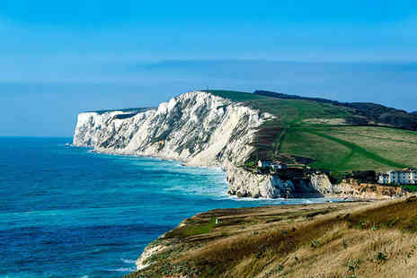 Island View Holidays - Three or four night Isle of Wight caravan break - Save 79%