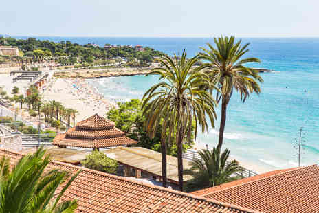 Weekender Breaks - Three night all including Costa Dorada stay including flights - Save 45%