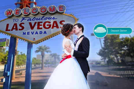 Independent World Choice Holidays - Seven night Las Vegas wedding trip including return flights, accommodation and a choice of four wedding packages - Save 0%