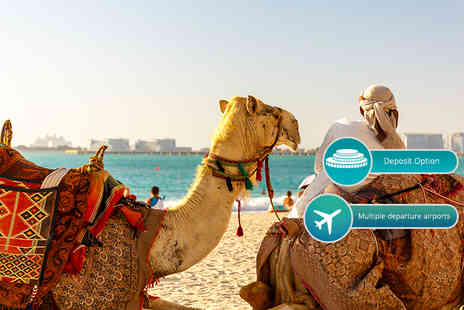 Crystal Travel - Nine night Dubai, Hong Kong and Bangkok escape with flights - Save 28%