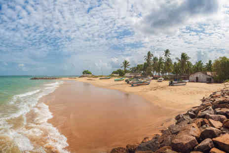 Affordable Luxury Travel - Seven night all inclusive 4 Star Sri Lanka stay including flights - Save 65%