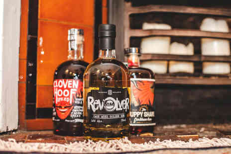 The Rum Festival - Admission with a cocktail to The Rum Festival - Save 55%