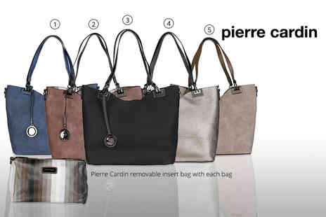 IDT Spa - Pierre Cardin handbag choose from two styles - Save 64%