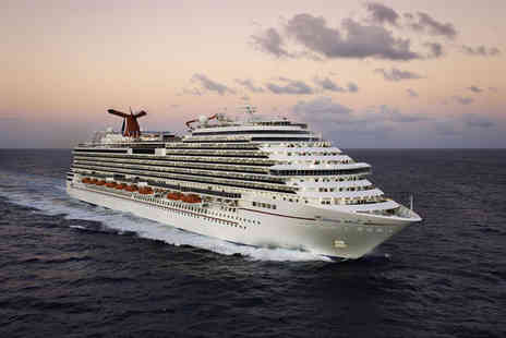Carnival Magic Caribbean Cruise - Seven nights Stay in a Standard Room at Courtyard by Marriott Lake Buena Vista - Save 33%