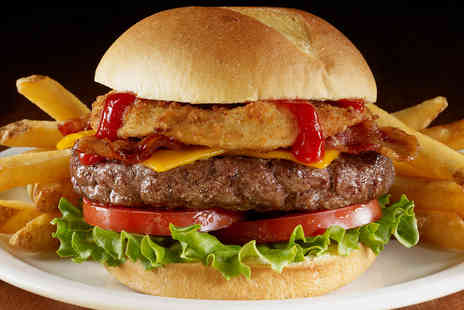 Hard Rock Cafe - London Dining Experience with Drinks for Two - Save 0%