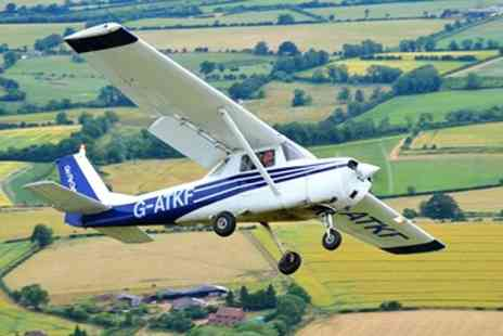 Go Fly Oxford - 20 Minute Flying Experience in 2 Seater Plane - Save 32%