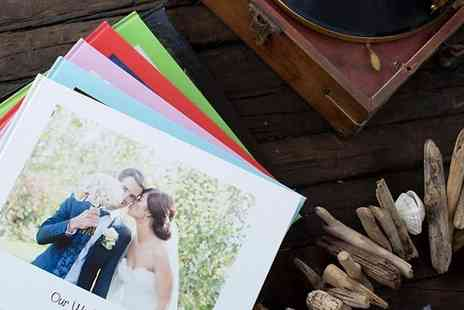 Huggler - A4 Personalised Hardcover Photo Book - Save 73%