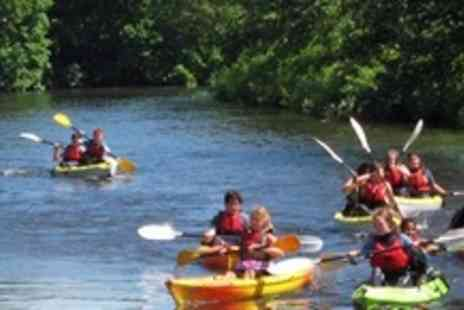 ShoreSports - Three Hour Kayak Tour For One - Save 55%