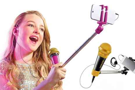 Groupon Goods Global GmbH - SelfieMic in Choice of Colour - Save 0%