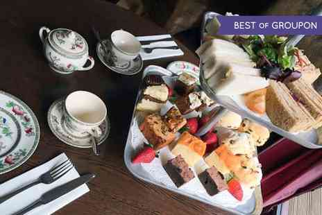 The Quicken Tree Restaurant - Afternoon Tea for Two or Four - Save 50%