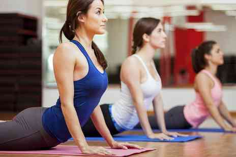 Move GB - Ten Yoga or Pilates Classes - Save 84%