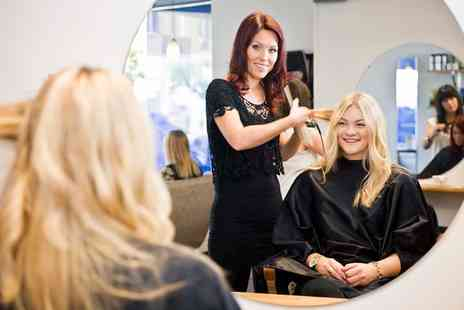 Ocean Hair - Exclusive Wash, Cut and Blowdry with Optional Highlights or Tint - Save 58%