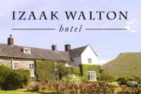 The Izaak Walton Hotel - In Peak District One Night Stay For Two With Breakfast and Dinner - Save 30%