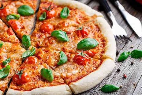 Regal Leisure - Pizza and dessert for two - Save 46%