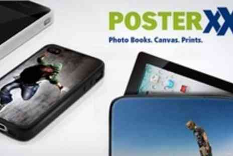 posterXXL - Personalised iPhone and iPad - Save 64%
