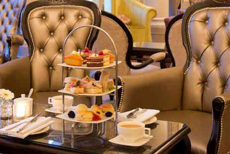 The Grosvenor Hotel - Afternoon tea for two - Save 50%
