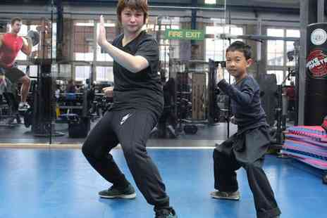 Wutian Martial Arts - Two Wing Chun martial art classes for kids - Save 0%