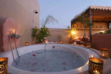Riad Dar Elma & Spa - Five nights Stay in a Superior Room - Save 52%