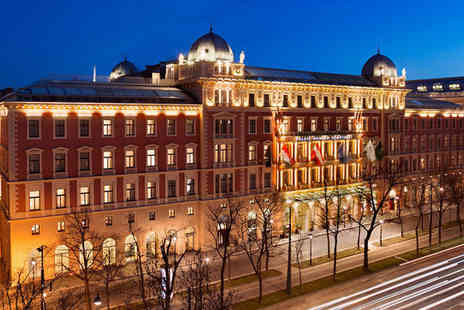 Palais Hansen Kempinski - Five Star 3 nights Stay in a Superior Room - Save 54%
