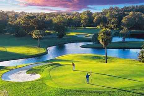 Innisbrook Golf & Spa Resort - Gulf Coast 4 Star Resort near Americas Best Beach with £24 Credit - Save 0%