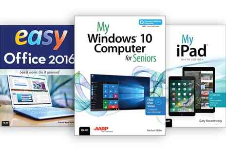 Groupon Goods Global GmbH - Guides to Windows 10, iPad or Mac OS, Office 2016 or Photo Elements 15 - Save 0%