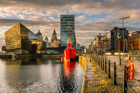 OMGhotels - Overnight Liverpool hotel stay including breakfast and a two course meal - Save 0%