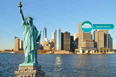 ClearSky Holidays - Eight night New York, Las Vegas and Los Angeles break with all flights - Save 41%