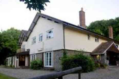 Lyncombe Lodge Hotel - Two night Mendip countryside escape - Save 59%