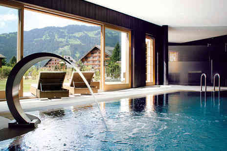 Chalet RoyAlp Hotel & Spa - Four Star 4 nights Stay in a Royalp Executive Room or Junior Suite Park View - Save 74%
