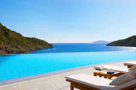 Daios Cove Luxury Resort & Villas - Five Star 7 nights Stay in a Deluxe Sea View Room with Individual Pool - Save 58%