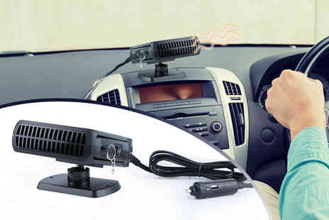 ViVo Technologies - Portable car heater or defroster - Save 85%
