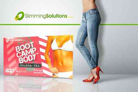 Slimming Solutions - Box of 20 Oolong teabags - Save 53%