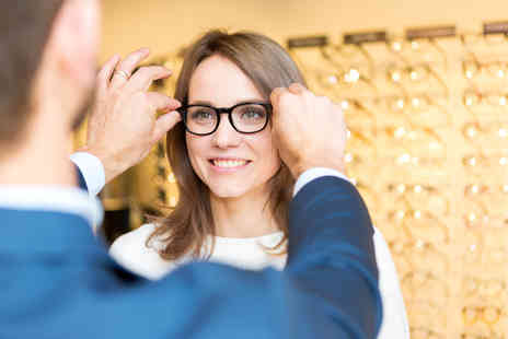Lapworth Opticians - Comprehensive eye test and £100 voucher towards a pair of designer glasses - Save 72%