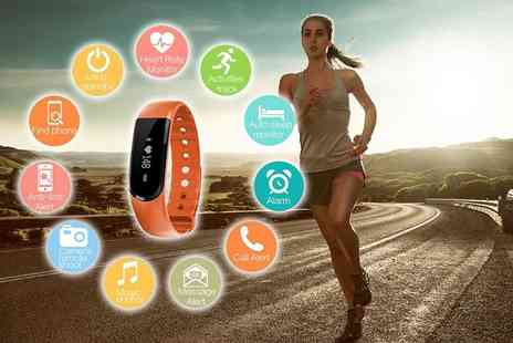 The Shop Boxx - VeryFit 10 in 1 fitness tracker - Save 86%