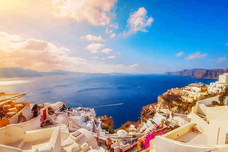 De Sol Hotel - Greece Fira - Five Star 7 nights Stay in a Superior Room - Save 0%