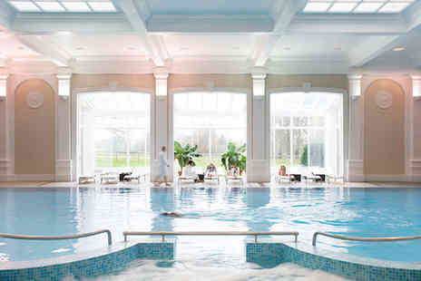 Champneys Henlow - Four Star 1 night Stay in a Standard Room - Save 0%