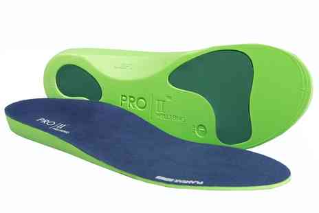 Groupon Goods Global GmbH - Pro 11 Orthotic Insoles - Save 50%
