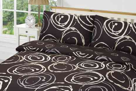 Groupon Goods Global GmbH - Easy Care Duvet Set - Save 77%
