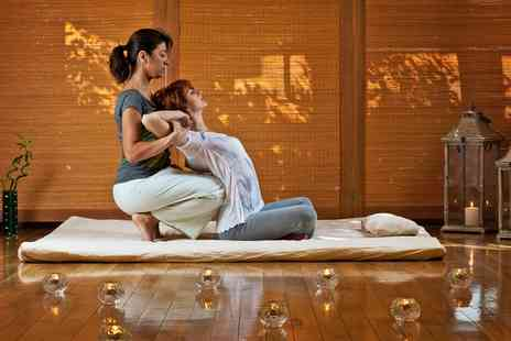 Ninsuwan Thai Spa - Aromatherapy with Classic Thai Massage or Sports Massage - Save 60%
