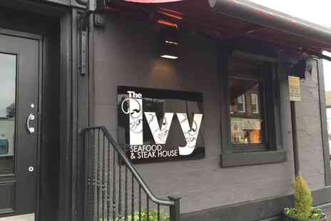 The Ivy Bothwell - Two Course Meal for Two or Four - Save 38%